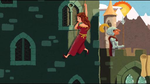 【免費教育App】Sant Jordi: A legendary tale-APP點子