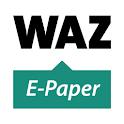 WAZ E-Paper logo