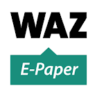 WAZ E-Paper icon