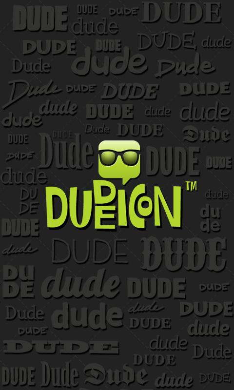 DUDEiCON™- screenshot