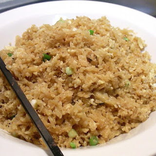 "FRIED ""RICE"""