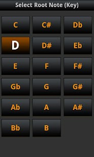 All Guitar Scales- screenshot thumbnail