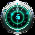 turquoise theme + widgets logo
