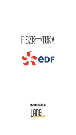 Fiszkoteka EDF