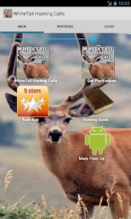 Whitetail Deer Hunting Calls - screenshot thumbnail