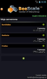 BeeScale Client - screenshot thumbnail