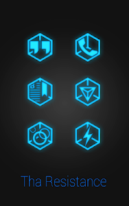 Tha Resistance - Icon Pack v3.4
