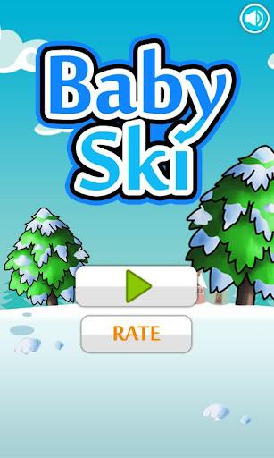 Winter Baby Ski