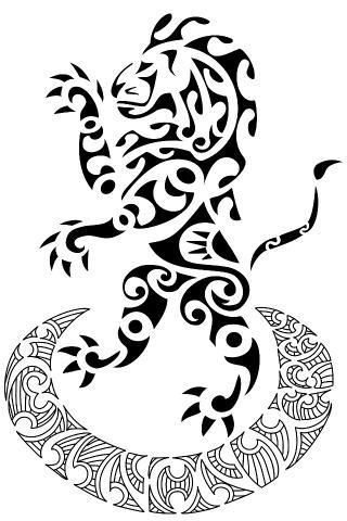 Pop Tattoo Pattern and Design- screenshot