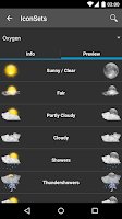 Screenshot of AmberHome Weather