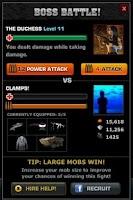 Screenshot of Mob Wars