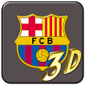 FC Barcelona 3D Live Wallpaper icon