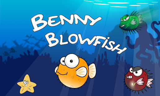 Avoiding - NOW: Benny Blowfish- screenshot thumbnail