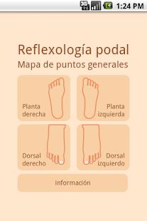 【免費健康App】Reflexología Podal-APP點子