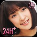 24H+ みひろ logo