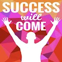 Success quotes HD wallpapers icon