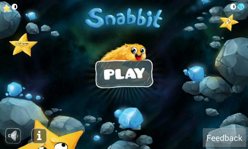 Snabbit - Snake reinvented - screenshot