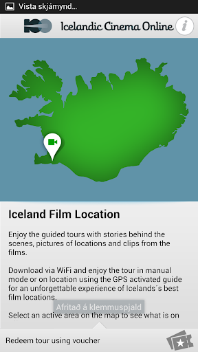 Iceland Film Locations