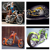American Choppers Live Wall...