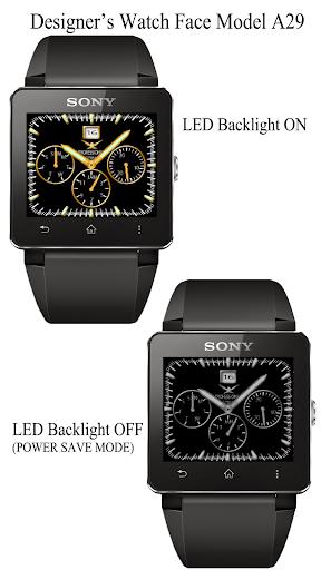 A29 WatchFace for SmartWatch2
