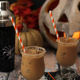 The Halloween Express – Rum, Espresso, Maple Syrup and Half and Half.