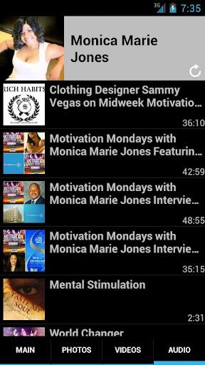 Monica Marie Jones