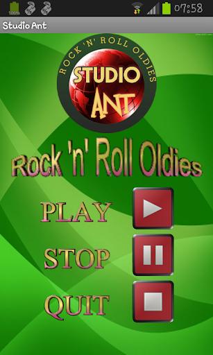 Studio Ant Rock Roll Oldies