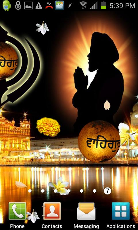 Guru Tegh Bahadur Ji Wallpaper - screenshot