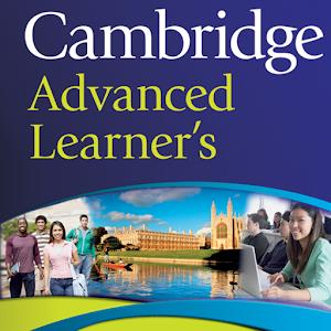 Cambridge Advanced Learners 書籍 LOGO-玩APPs