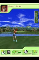 Screenshot of 3D Nine Hole Golf