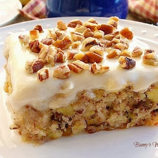 Easiest Pineapple Cake.