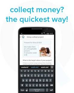 colleqt - just pay together- screenshot thumbnail