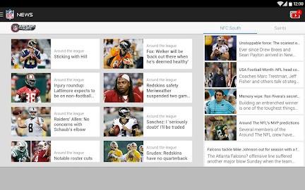 NFL Mobile Screenshot 21