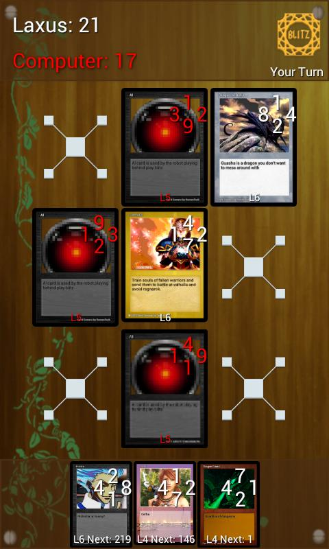 Blitz (TCG) *Beta* - screenshot