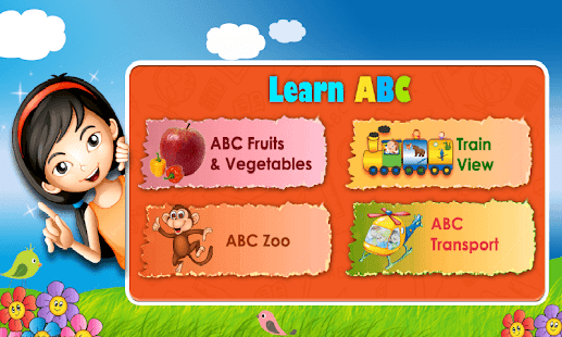 Kids Learn ABC Train (Lite) - screenshot thumbnail