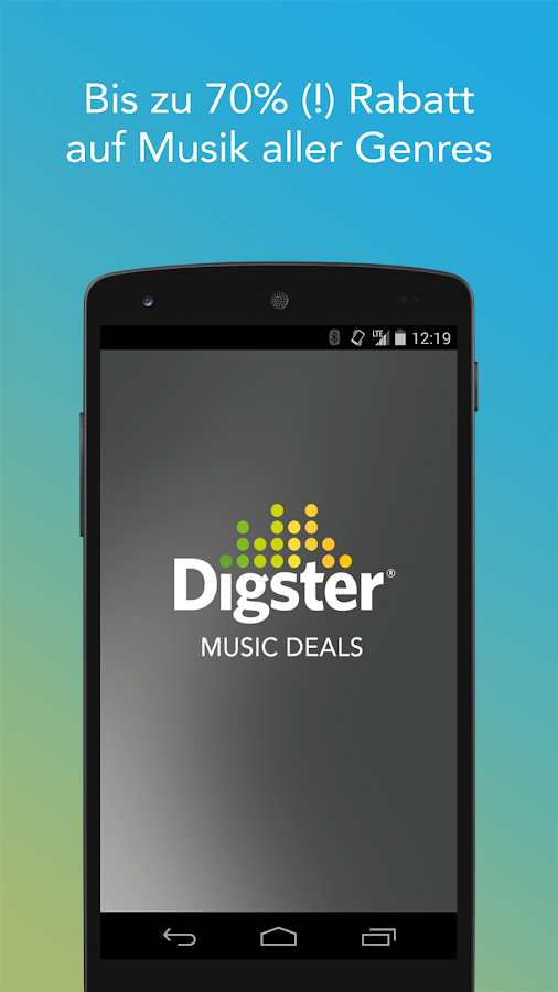Music Deals- screenshot