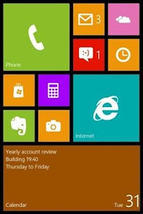 Windows 8 - screenshot thumbnail