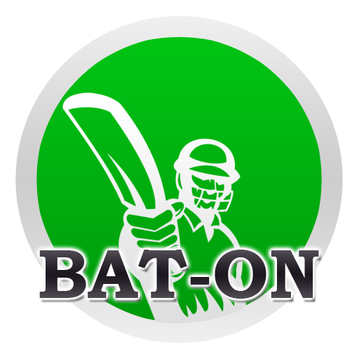 Bat-On Virtual Betting For IPL LOGO-APP點子