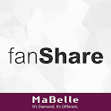 MaBelle fanShare icon