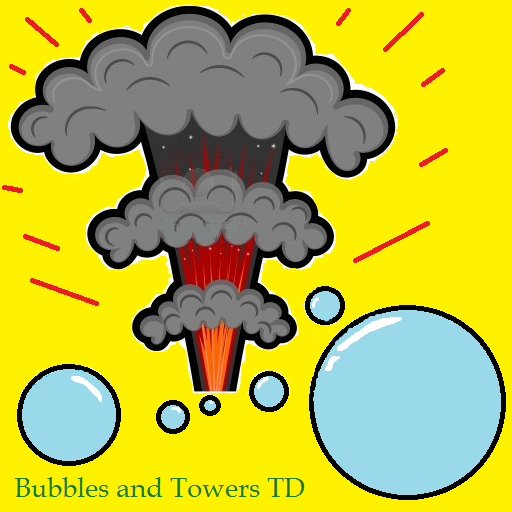 Bubbles and Towers TD lite