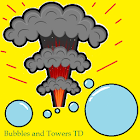 Bubbles and Towers TD lite icon