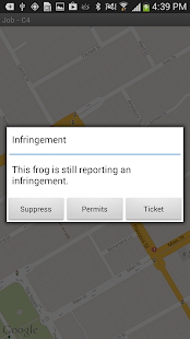 Frogparking Enforcement- screenshot thumbnail