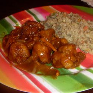 Honey Chile Chicken