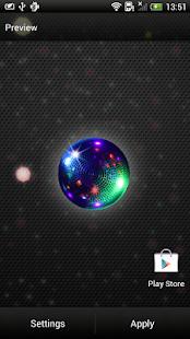 玩免費個人化APP|下載迪斯科球 動態壁紙 app不用錢|硬是要APP