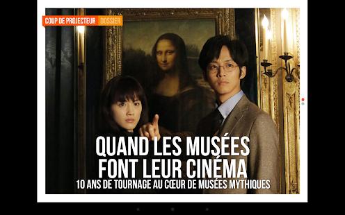 ScreenMania Mag Ciné - screenshot thumbnail