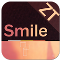 Smile Theme GO LauncherEX icon