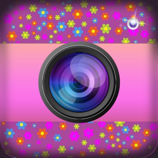 照片編輯和圖片效果 攝影 App LOGO-硬是要APP