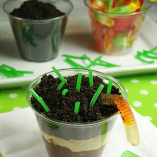 Soil Property Pudding Cups
