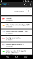 Screenshot of Antelli - Hlasová Asistentka
