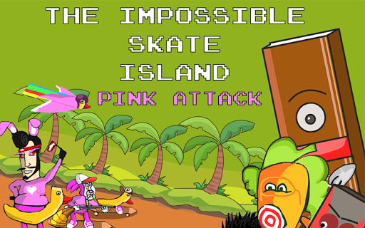 The Impossible Skate Island